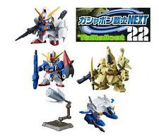 Bandai SD Gundam Next 22 Gashapon (Set of 5) Z The-O G-Defenser ORX-012