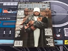 The Source Hip Hop Magazine November 2000 Scarface Cover! See Pics!
