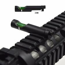 HOT SALE Spirit Anti Cant Bubble Level for 20mm Scope Sight Rail Weave/Picatinny