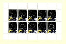 KOSOVO Sc 121 NH MINISHEET of 2009 - ASTRONOMY. SC$48
