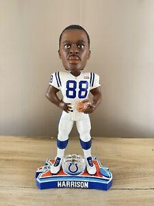 MARVIN HARRISON Indianapolis Colts SUPER BOWL XLI Ring Base Bobblehead