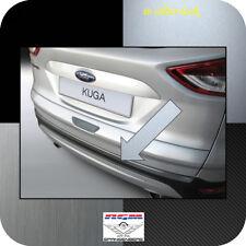 Exklusiv RGM Ladekantenschutz Silber-Look für Ford Kuga II SUV ab Bauj. 03.2013-