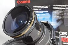Ultra Wide Angle Macro Fisheye Lens for Canon Eos Digital Rebel & EF-S 55-250mm