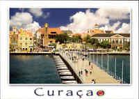 Curaçao Netherlands Antilles Niederländische Antillen Postkarte ungelaufen AK
