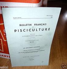 Bulletin Français De Pisciculture. Les Mollusques Dulcicoles Marine