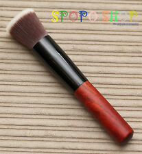 New Professional Synthetic Flat Top Buffer Brush - For Face Liquid Foundation