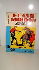 BD FLASH GORDON GUY L'ECLAIR N°114 LE ROYAUME PERDU  1981
