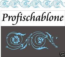 Wandschablone Schablone Dekorschablonen Malerschablonen Wandfries Rankenornament