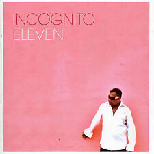 Eleven by Incognito CD Oct 2005 Dome Sealed