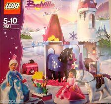 LEGO 7581 BELVILLE KÖNIGLICHER PFERDESTALL FAIRYTALES - NEU