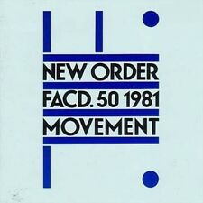 Order Movement 180gm Vinyl LP &
