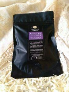 Lavender Bath Salt 100% Natural Handmade With Love Made In Sri Lanka - 250g