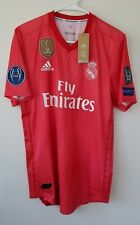 Adidas Real Madrid Third Jersey 18/19 (Player Issue / Climachill / Authentic)