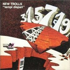New Trolls - Tempi Dispari CD