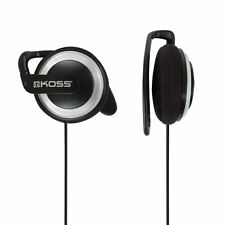 Koss Sportclip KSC7 Earphone - Connectivity: Wired - Stereo - Over-the-ear