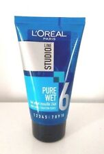 L'Oreal styling Gel Studio Line for Pure Wet hair  24 hours wet effect gel