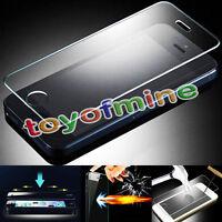 Devant Protecteur d'Écran Film de protection en Verre Trempé iPhone 5 5S 5C SE
