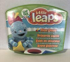 Leap Frog Baby Little Leaps First Steps DVD Leapfrog