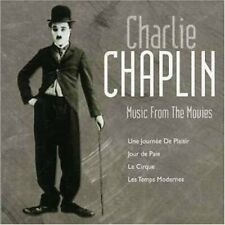 Music From The Movies By Charlie Chaplin.