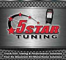 5 Star Tuning Custom Tunes SCT 7015 X4 Raptor EcoBoost F-150 Super Duty 5 Tunes