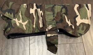 CASUAL CANINE S Small Dog Camouflage Jacket