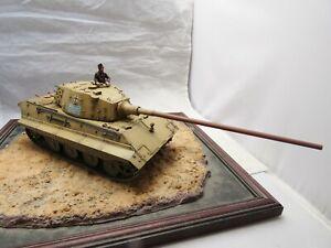 1/35 Built German E-75 Standardpanzer Heavy Tank