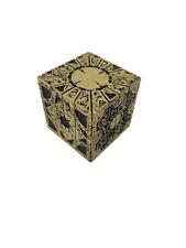 Hellraiser Cube Puzzle Box Lament Configuration  Functional Pinhead Prop Horror