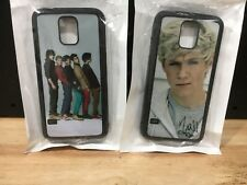 SAMSUNG ONE DIRECTION BAND PHONE CASE + NIAL HORAN CASE - NEW