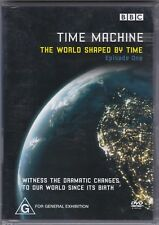 Time Machine - The World Shaped By Time Episode One - DVD Region 4 PAL