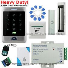 Waterproof Rfid Card And Password Door Access Control System+Magnetic Door Lock