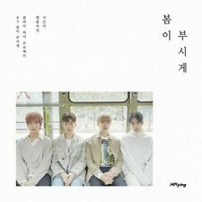 N.Flying[Fly High Project #3 Spring Shining]5th Mini Album CD+Book+Tracking KPOP