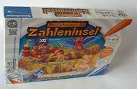 Ravensburger TipToi 005123 - Das Geheimnis der Zahleninsel 5-10 Jahren Neu/New