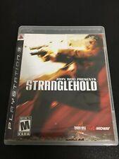 Stranglehold (Sony PlayStation 3, 2007)