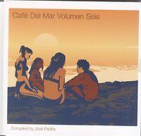 Cafe Del Mar Vol.6 - VARIOUS ARTISTS cd