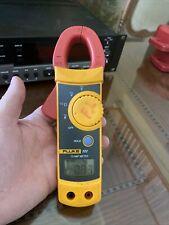 Fluke 322 Multimeter Amp Clamp Meter 600v 400a No Leads Used