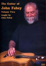 Guitar of John Fahey, Vol. 2 (2005, DVD NIEUW)