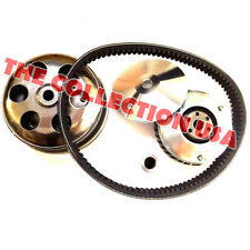 Honda Helix Cn250 Transmission Clutch Rebuild Kit Variator Pulley Belt