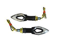 LED Indicadores Para Suzuki GSXR600 GSXR750 GSXR1000 par las señales de giro Anteojeras