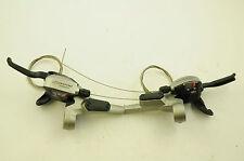 Paire shimano deore lx m585 shifter hydraulique gear shifter leviers de frein 27 vitesses