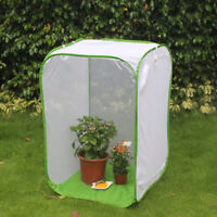 Foldable Insect Breeding Cages Butterfly Habitat Small Pet Pop Up Mesh Cage