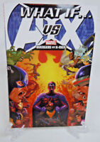 What If...AvX Avengers vs X-Men 1 2 3 4 Marvel Comics TPB Trade Paperback New