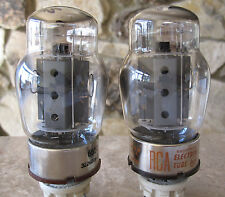 VINTAGE TUNG-SOL 6550 KT88 PAIR MATCHED/TESTED MAXI-MATCHER - BOTH VERY STRONG!