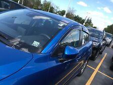 2016 2017 Scion IM 5D Window Visor window Deflectors Toyota IM