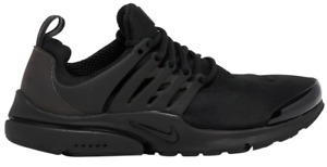 Nike Air Presto Black Men's Size 8-13 848187-011 New With Tags