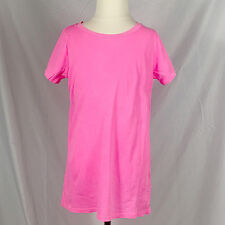 NWT LAmade Girls' Scoop Tee in Pink Size 14