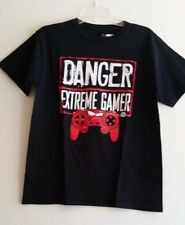 New! Dynasty graphic T-shirt black Boys size XL (18/20)