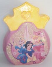 Disney Princess Ceramic Coin Bank by Enesco - MF2972