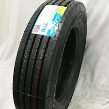 (4-Tires) 255/70R22.5 RW LM216 4 NEW HEAVY DUTY 16 PLY FREE SHIPPING 255 70 22.5