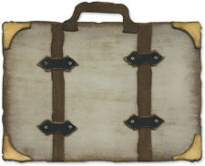 Sizzix Movers & Shapers L Die - Vintage Valise by Tim Holtz