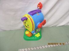 Fisher-Price Laugh and Learn Learning Letters Mailbox Music Mail EUC